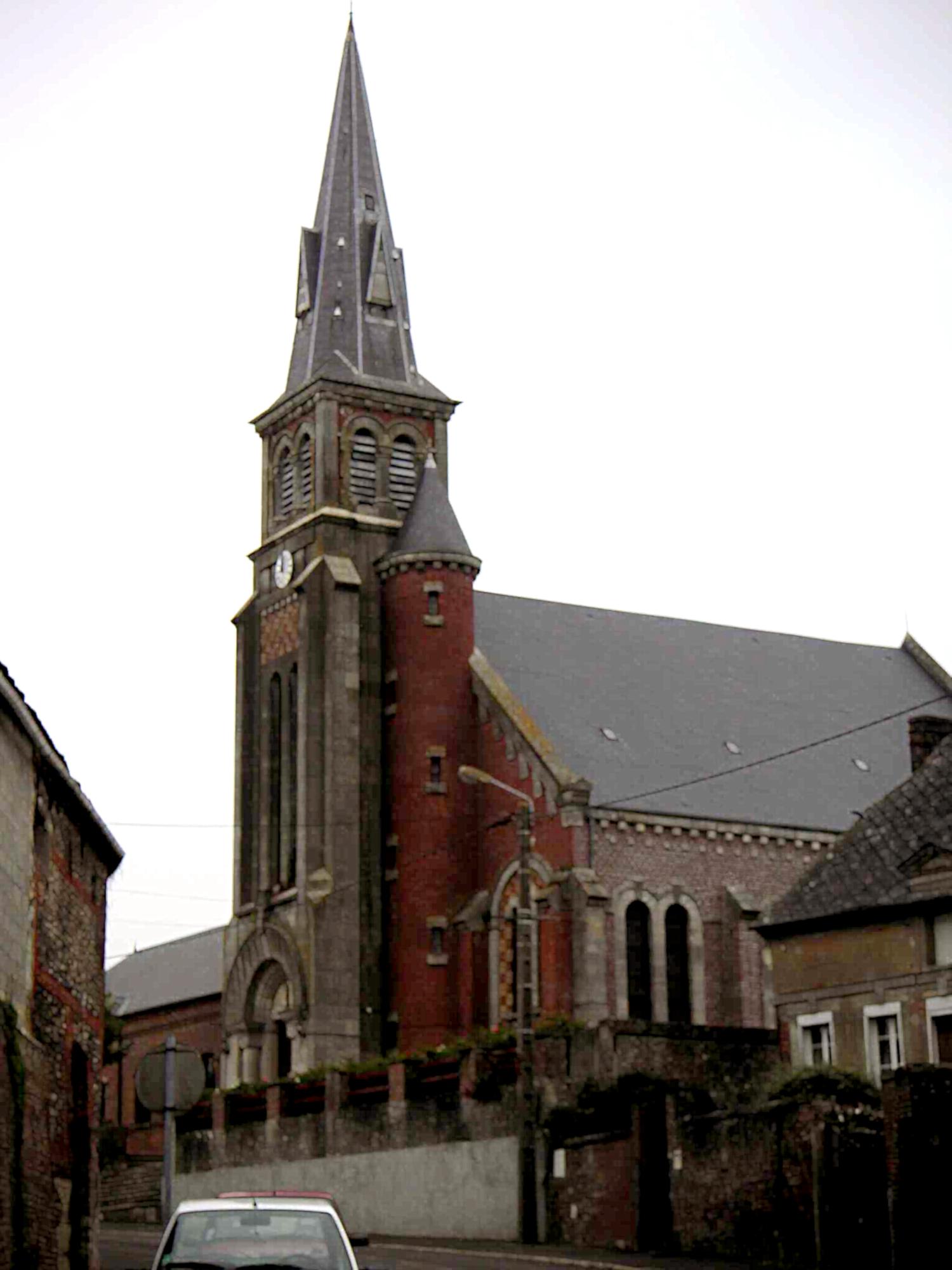 Église de Saint Germain JPG