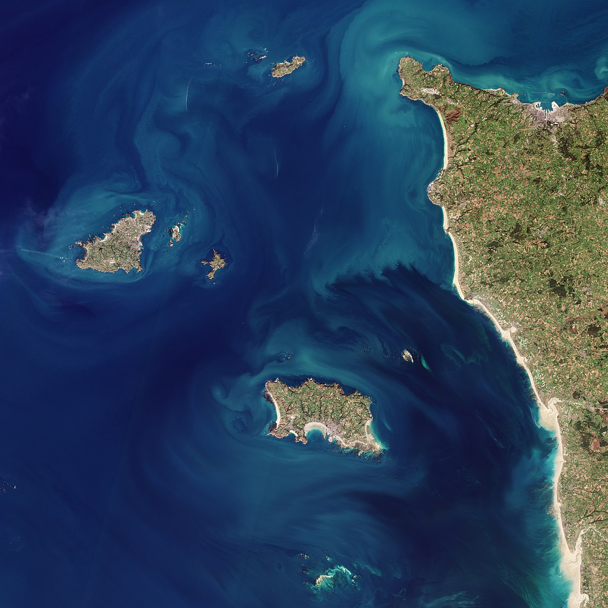 1200px Channel Islands by Sentinel 2