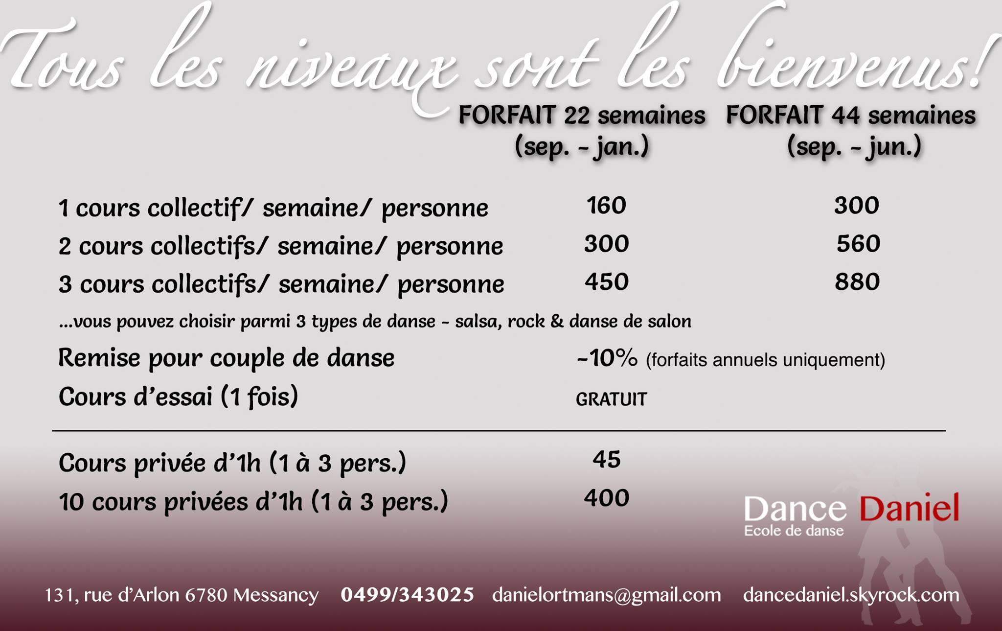 Le Jardin D été Carcassonne Beau école De Danse Dance Daniel