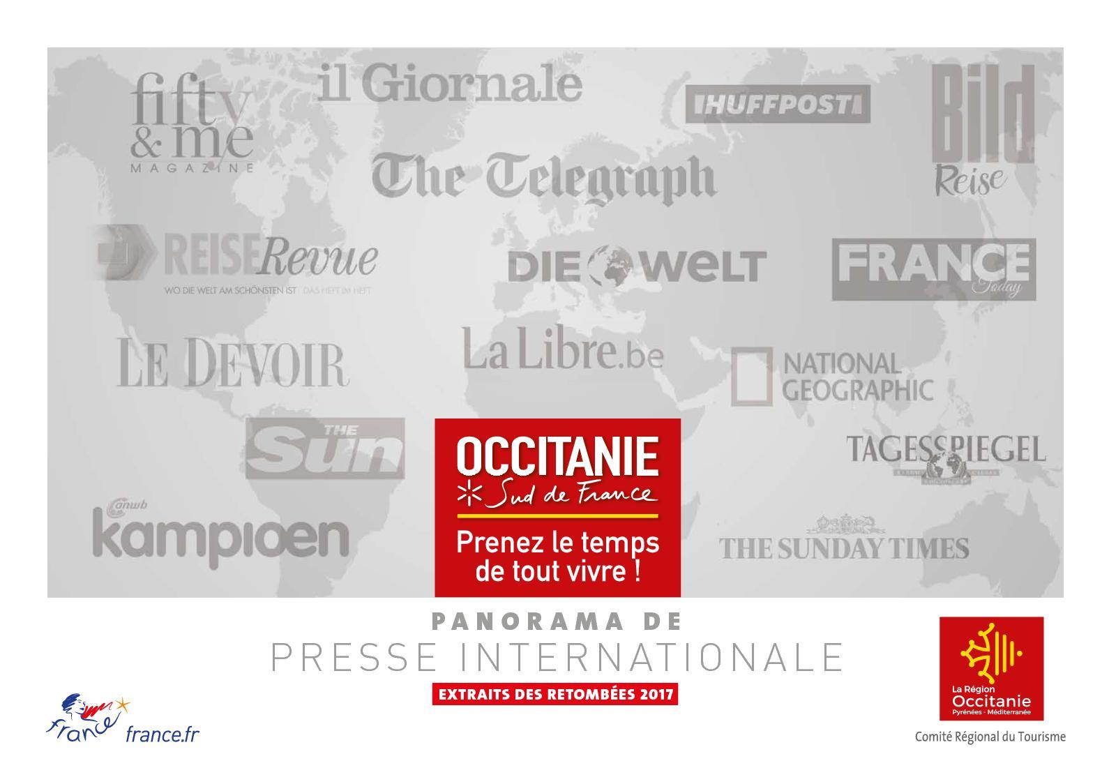 Le Jardin D été Carcassonne Luxe Calaméo Revus De Presse Occitanie 2017