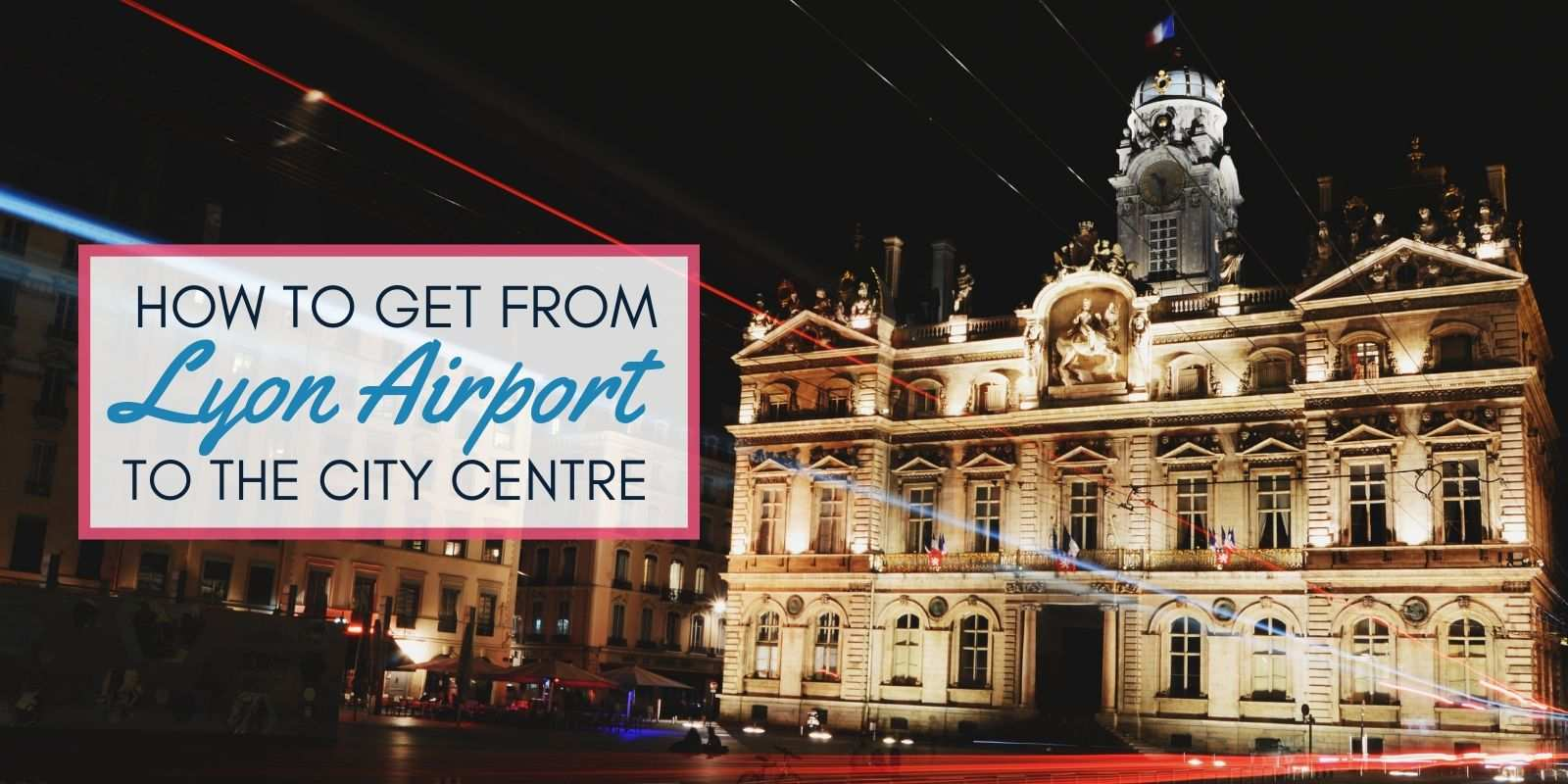 Le Jardin De Berthe Lyon Génial How to From Lyon Airport to the City Centre • Nomadic Boys