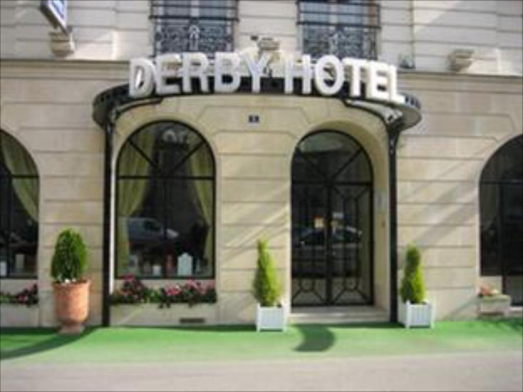 Le Jardin De Marie Beau Hotel Derby Eiffel In Paris Room Deals S & Reviews
