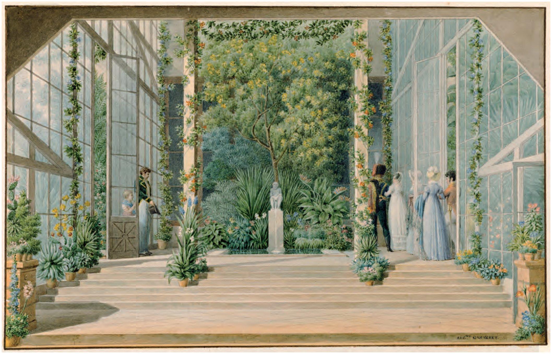 Le Jardin De Marie Unique Etienne Pierre Ventenat 1757–1808 and the Gardens Of Cels
