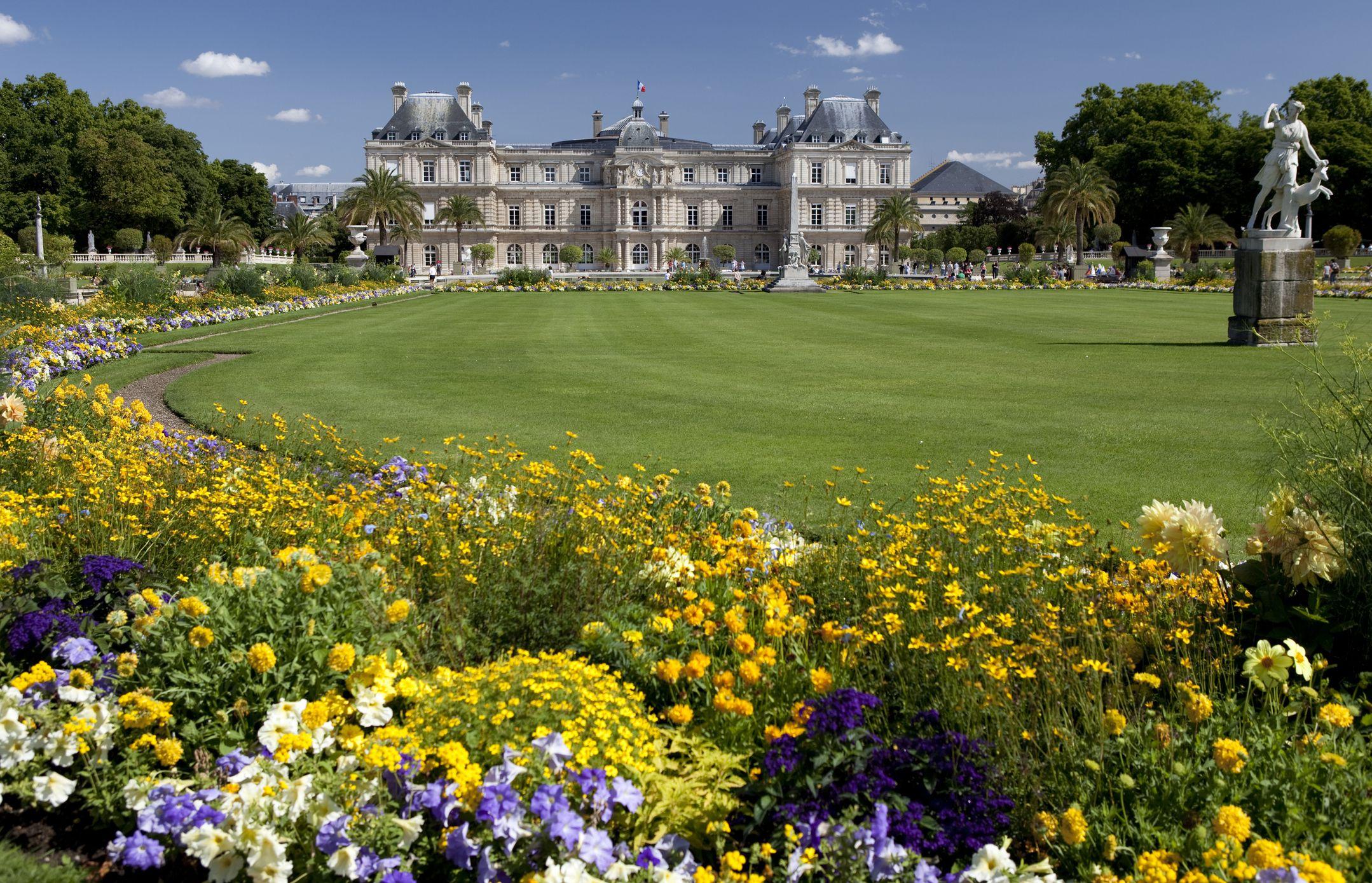 Le Jardin De Marie Unique Visitor S Guide to the Luxembourg Gardens In Paris