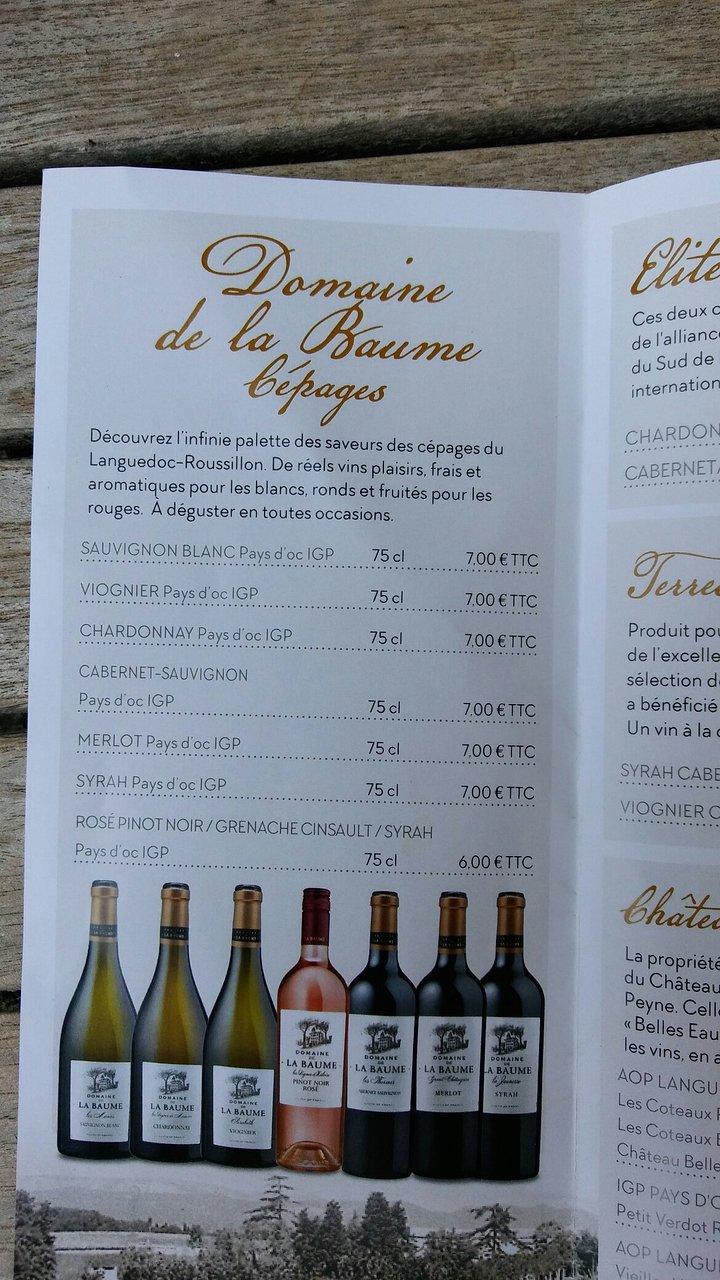 Le Jardin De Saint Adrien Best Of Domaine La Baume Servian 2020 All You Need to Know