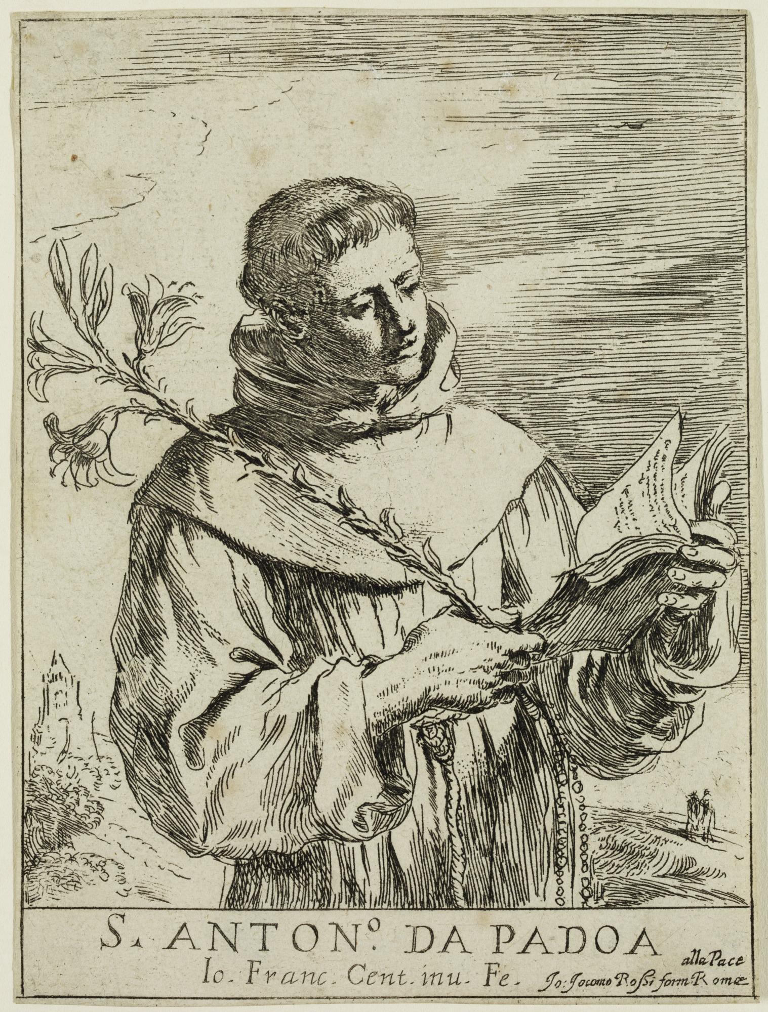 Le Jardin De Saint Adrien Charmant Saint Anthony Of Padua