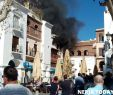 Le Jardin De Saint Adrien Frais Fire Breaks Out On Nerja Balcon