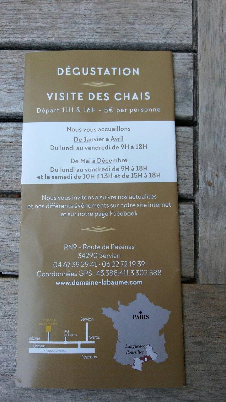 Le Jardin De Saint Adrien Nouveau Domaine La Baume Servian 2020 All You Need to Know