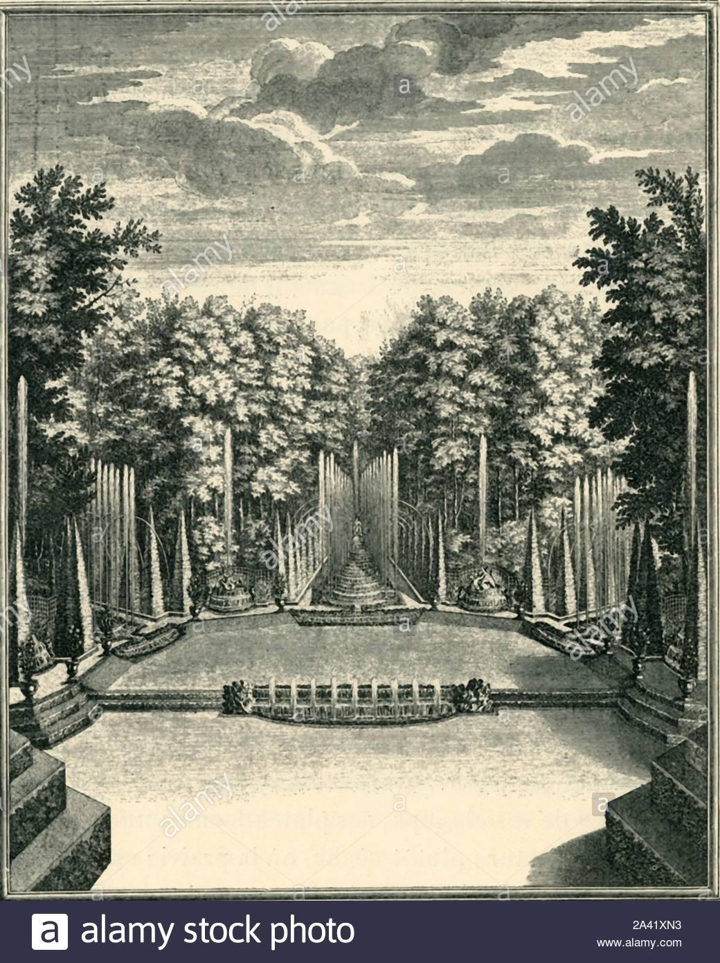 Le Jardin De Saint Adrien Nouveau theatre Revue Stock S & theatre Revue Stock Alamy