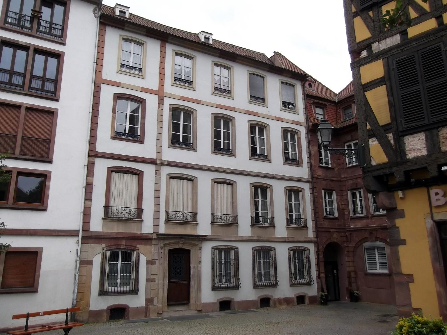 Le Jardin De Saint Adrien Unique Maisons De Strasbourg Résultats De Recherche 27 Quai Des