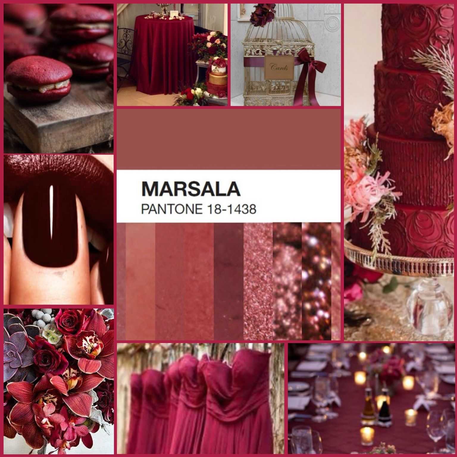 Le Jardin Des Fleurs Bordeaux Nouveau Pantone Colour Masala For 2015 Spice Up You Event | Salon ...