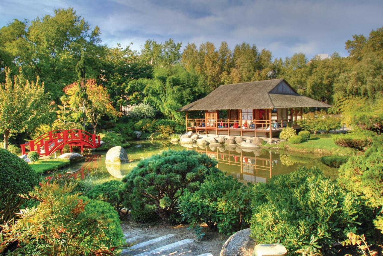 toulouse jardin japonais