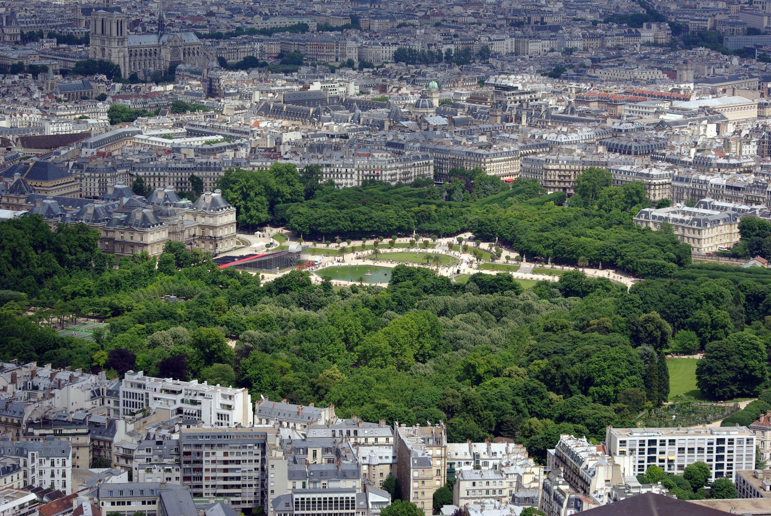 Le Jardin Du Pic Vert Charmant Jardin Du Luxembourg