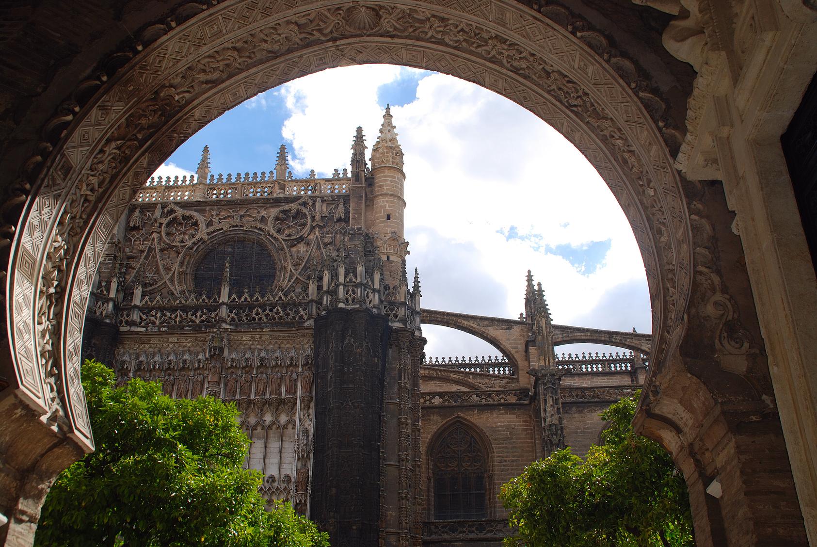 June 16 BP10 Image 2 Seville Cathedral