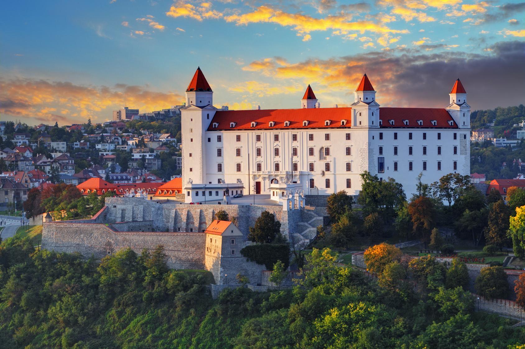 Bratislava catle