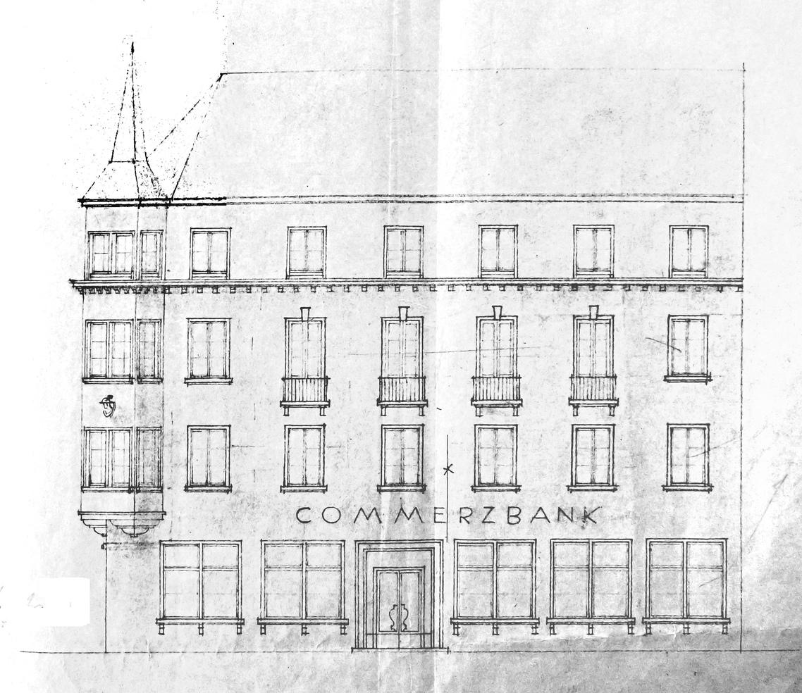 Vieux Marché aux Vins 48 1941 façade nord