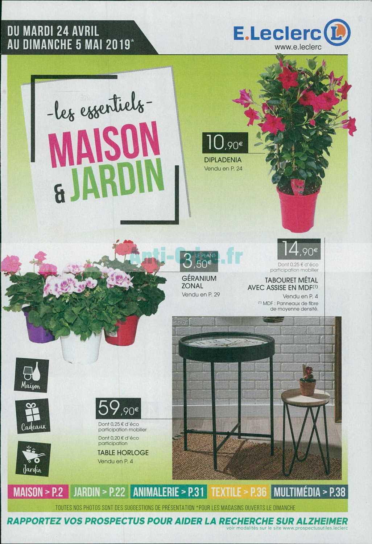 mai2019leclerc S0C0maison Jardin 1