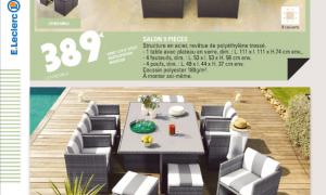 21 Élégant Leclerc:t4czvzdwpxq= Salon De Jardin