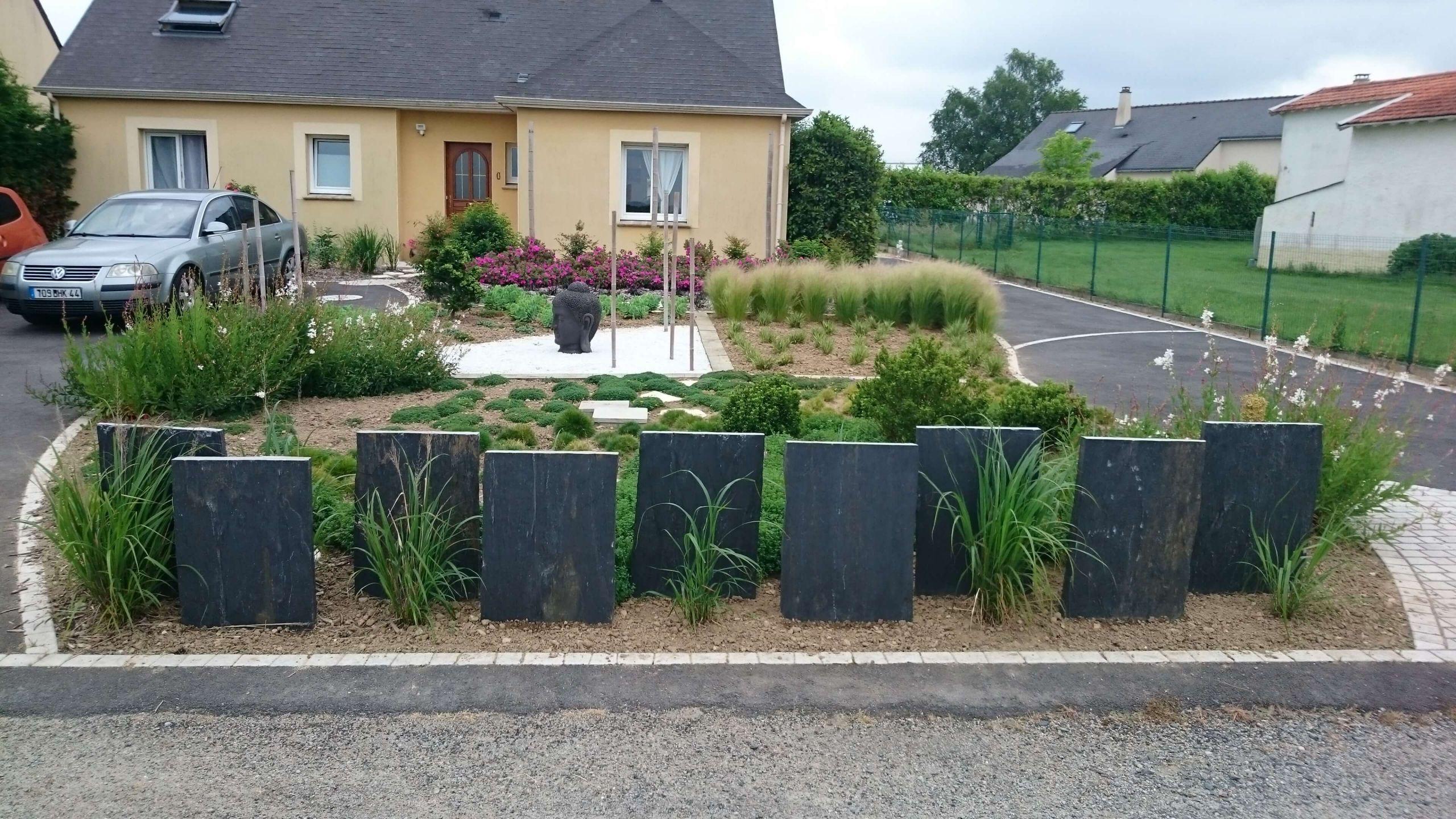 Massif Paysager Charmant astuces D Entretien Jardin Et Am Nagement Paysager