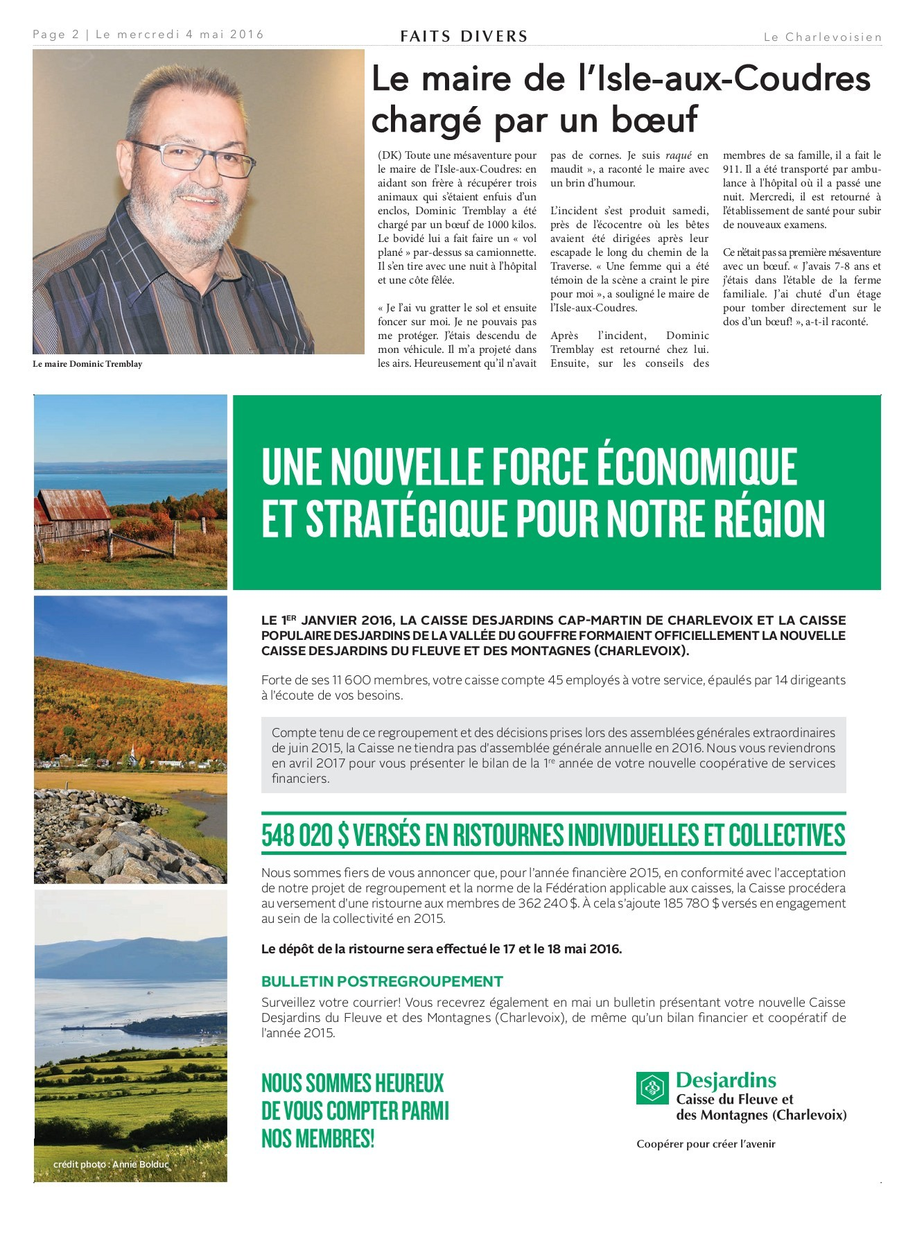 Massif Paysager Luxe Le Charlevoisien 4 Mai 2016 Pages 1 50 Text Version