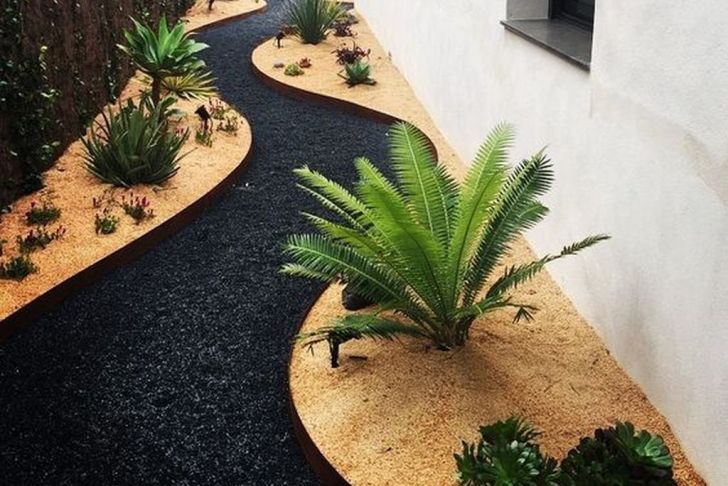 Modele Jardin Génial 20 Chic Small Courtyard Garden Design Ideas for You