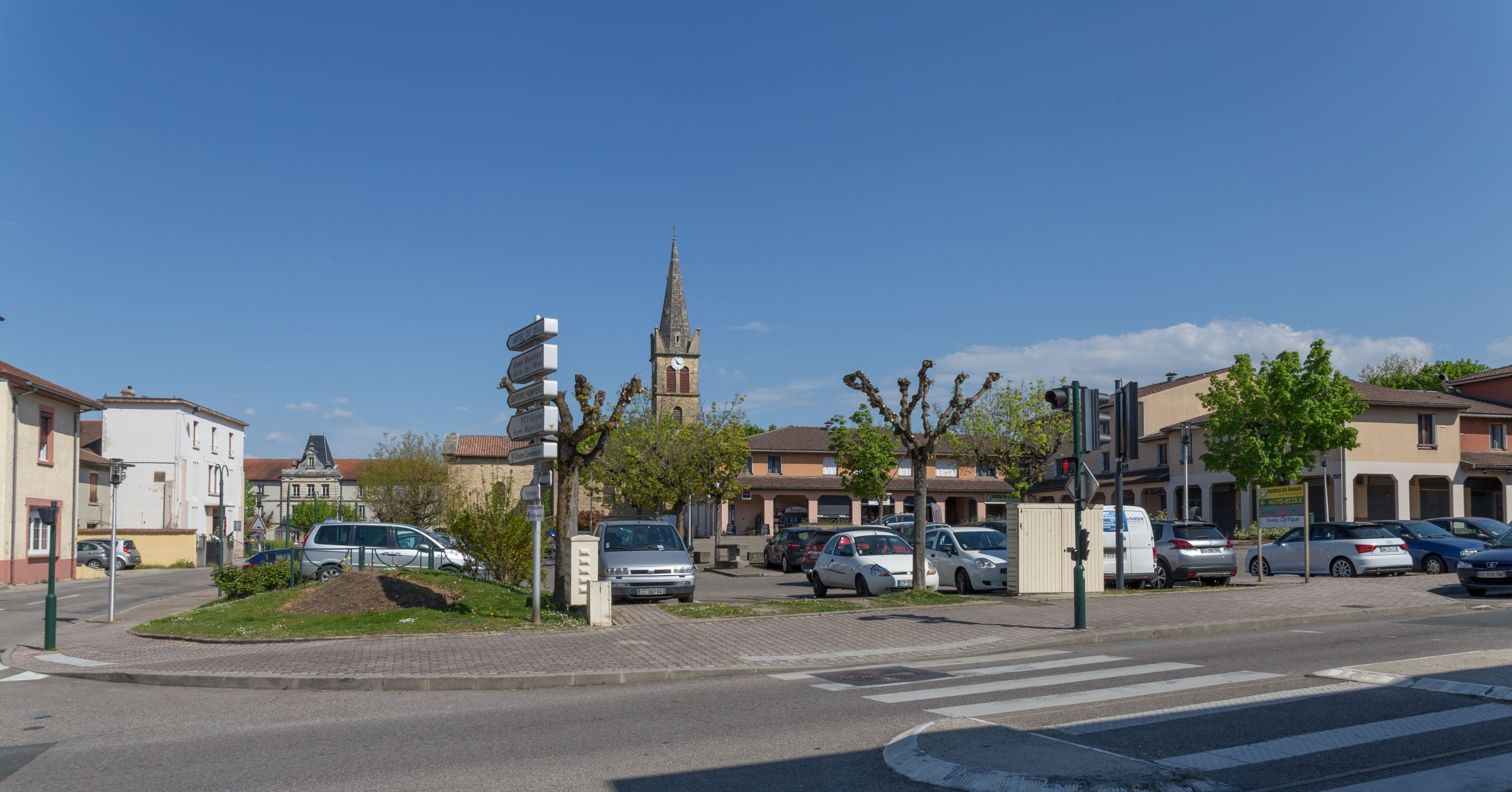 Nivolas centre