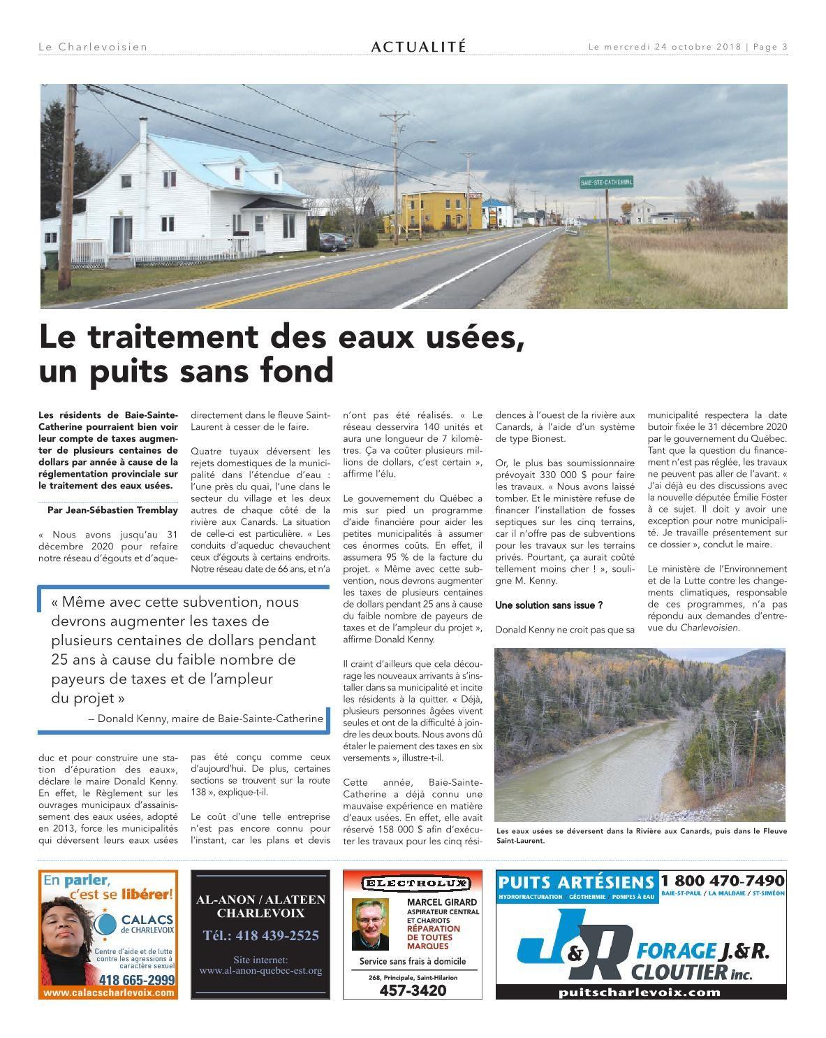Mouvement Citoyen Alexandre Jardin Charmant Le Charlevoisien 24 Octobre 2018 Pages 1 40 Text Version Of 33 Unique Mouvement Citoyen Alexandre Jardin