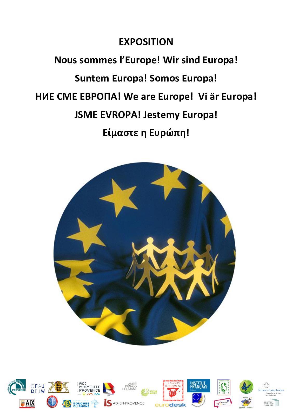 Mouvement Citoyen Alexandre Jardin Frais Calaméo Nous sommes L Europe ние сме европа Of 33 Unique Mouvement Citoyen Alexandre Jardin