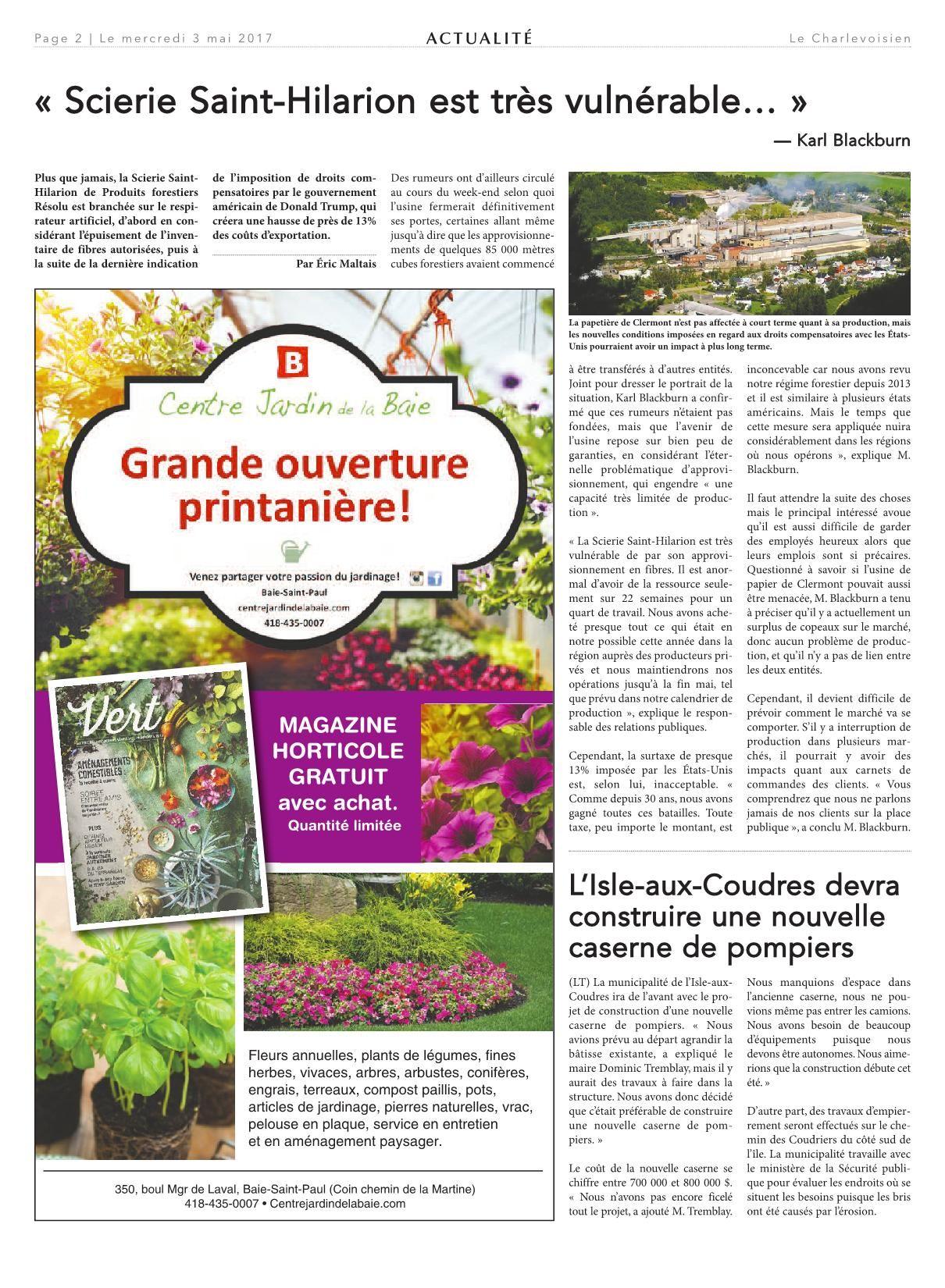 Mouvement Citoyen Alexandre Jardin Génial Le Charlevoisien 3 Mai 2017 Pages 1 40 Text Version Of 33 Unique Mouvement Citoyen Alexandre Jardin