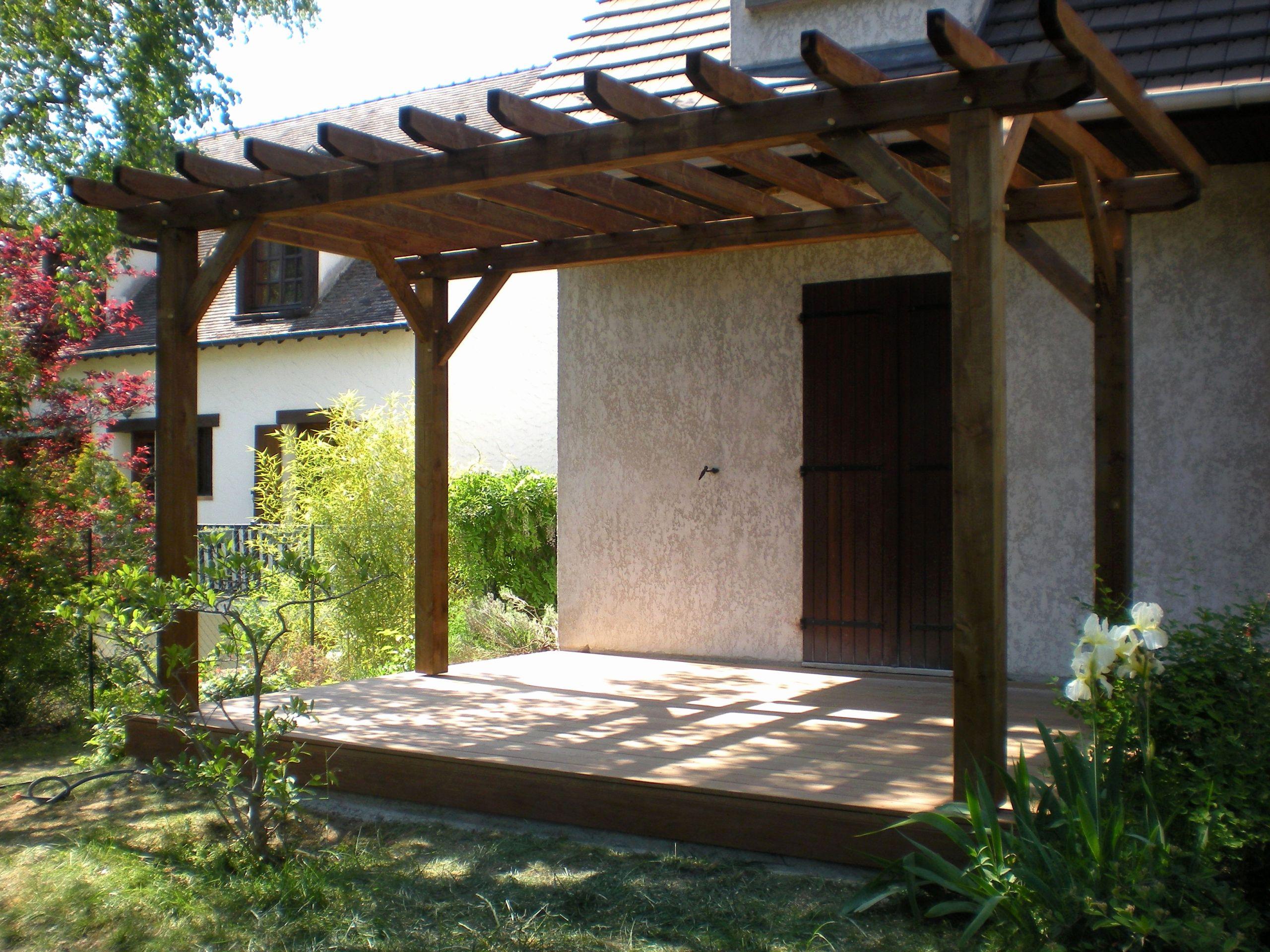 construire une pergola couverte elegant 28 elegant s de toile pour pergola bois of construire une pergola couverte