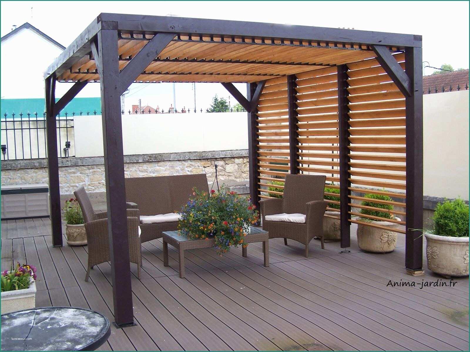 gazebo leroy merlin e pergola ombra avec lames orientables cte et toit en bois di gazebo leroy merlin