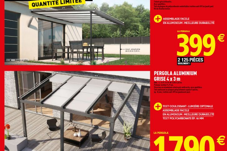 Pergola Brico Depot Arrivage 2020 Charmant Les Catalogues Brico Dépot 2020 ⋆ Catalogues Brico Dép´t