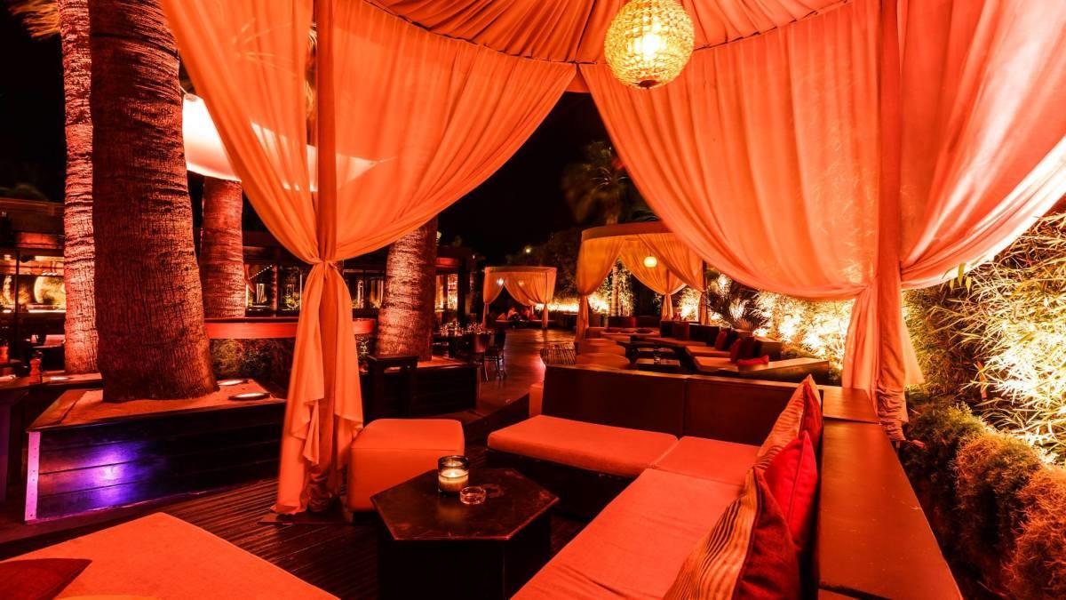 baoli nightclub cannes exterior