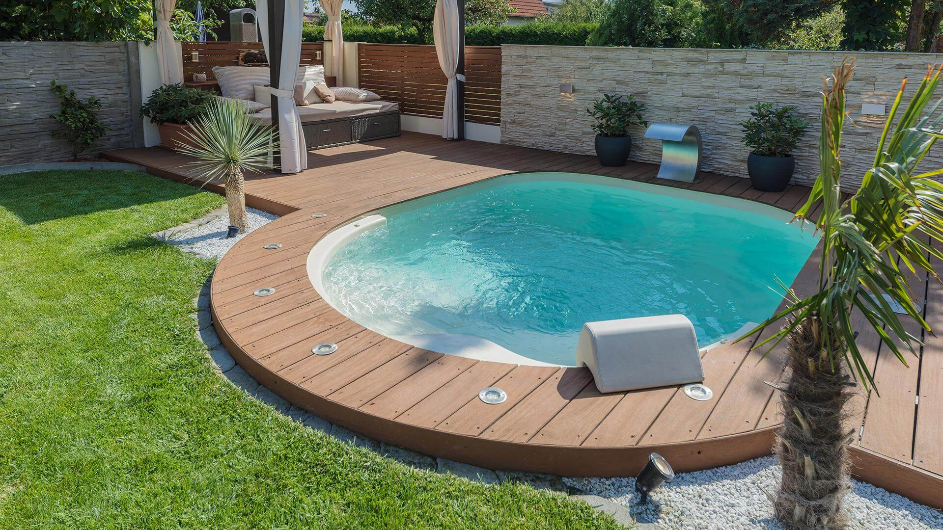 piscine mini a 4
