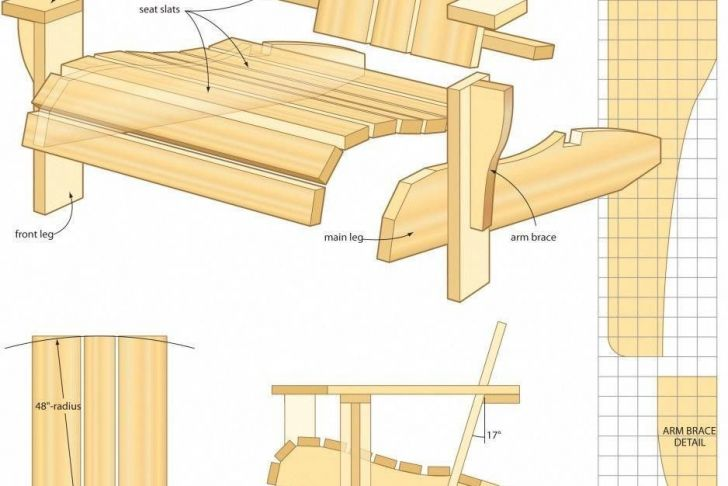 Plan Fauteuil Adirondack Beau Free Woodworking Plans Adirondack Chair