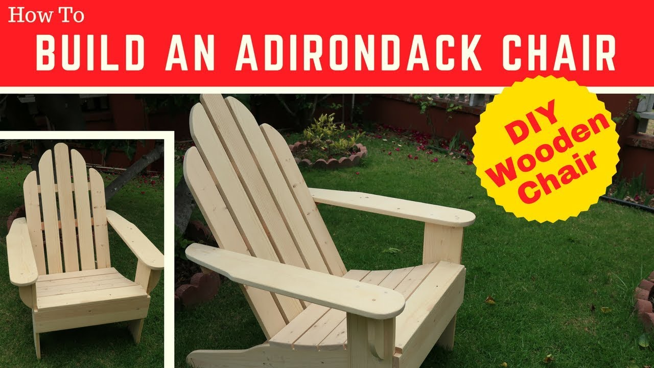 Plan Fauteuil Adirondack Charmant Build Your Own Adirondack Chair Adirondack Chair Plans Diy