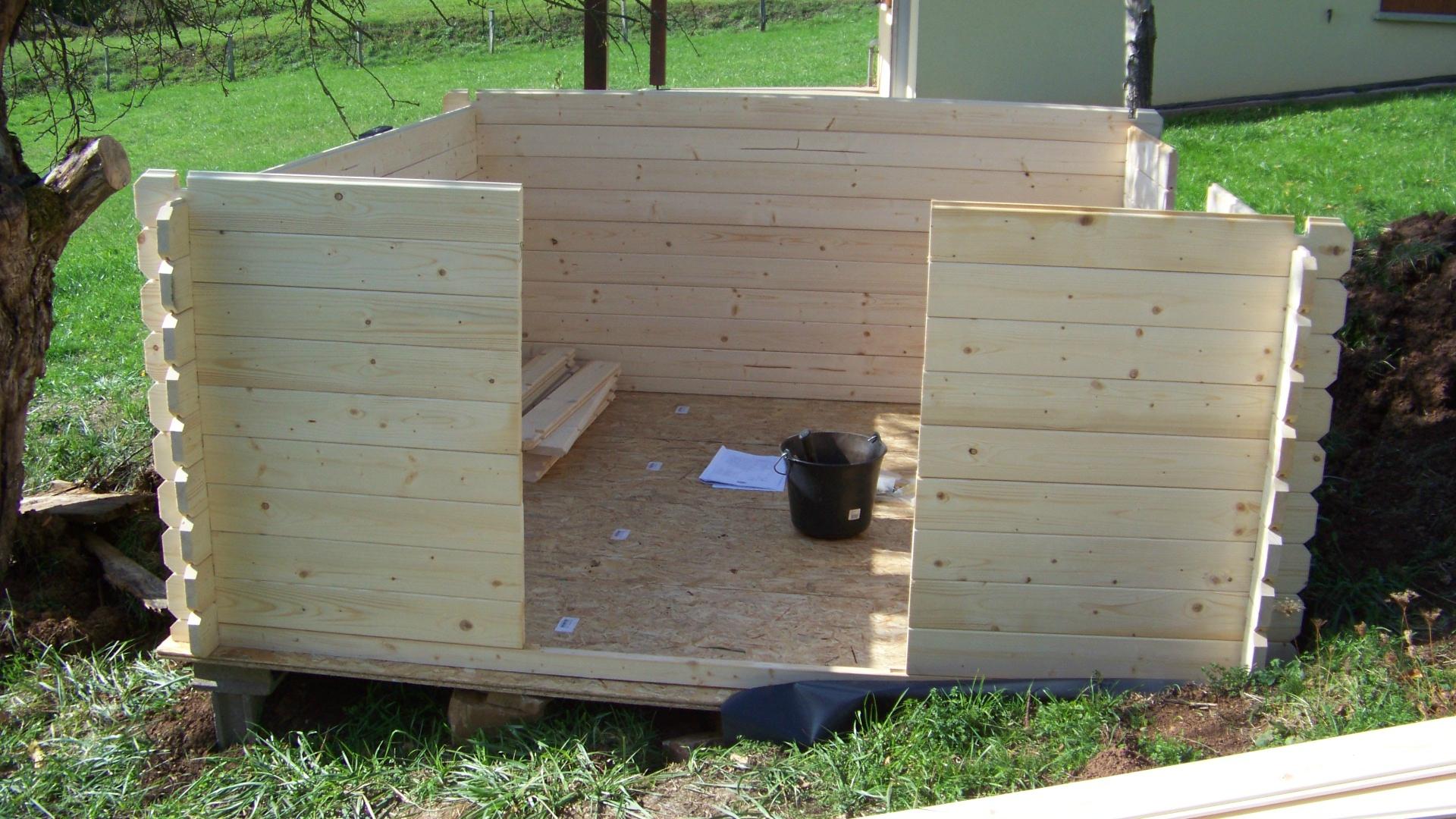 montage abri de jardin montage toit abri de jardin en bois of montage abri de jardin