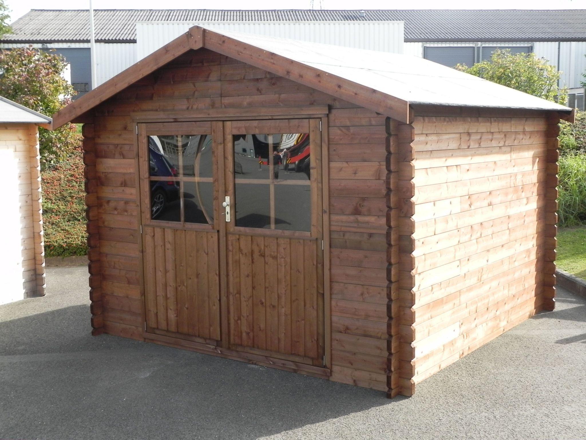 pose d un abri de jardin sur parpaing avec abri de jardin en parpaing une pente best construction garage de pose d un abri de jardin sur parpaing