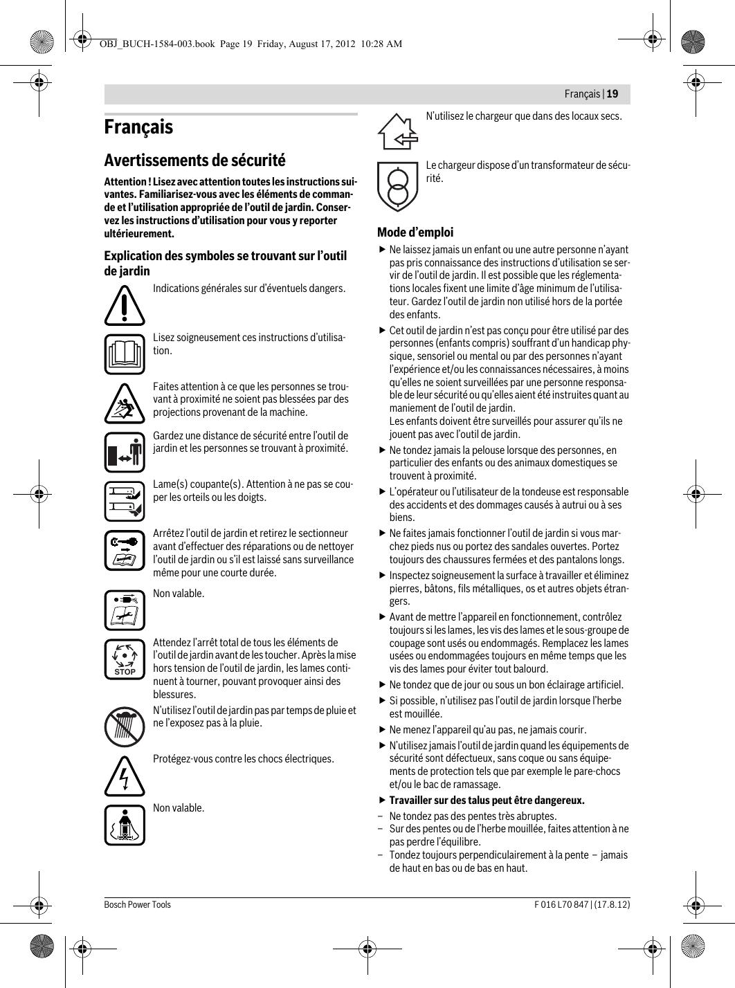 Instruction2078C39E0C414D5Fbe E7A98Ab8 User Guide Page 19