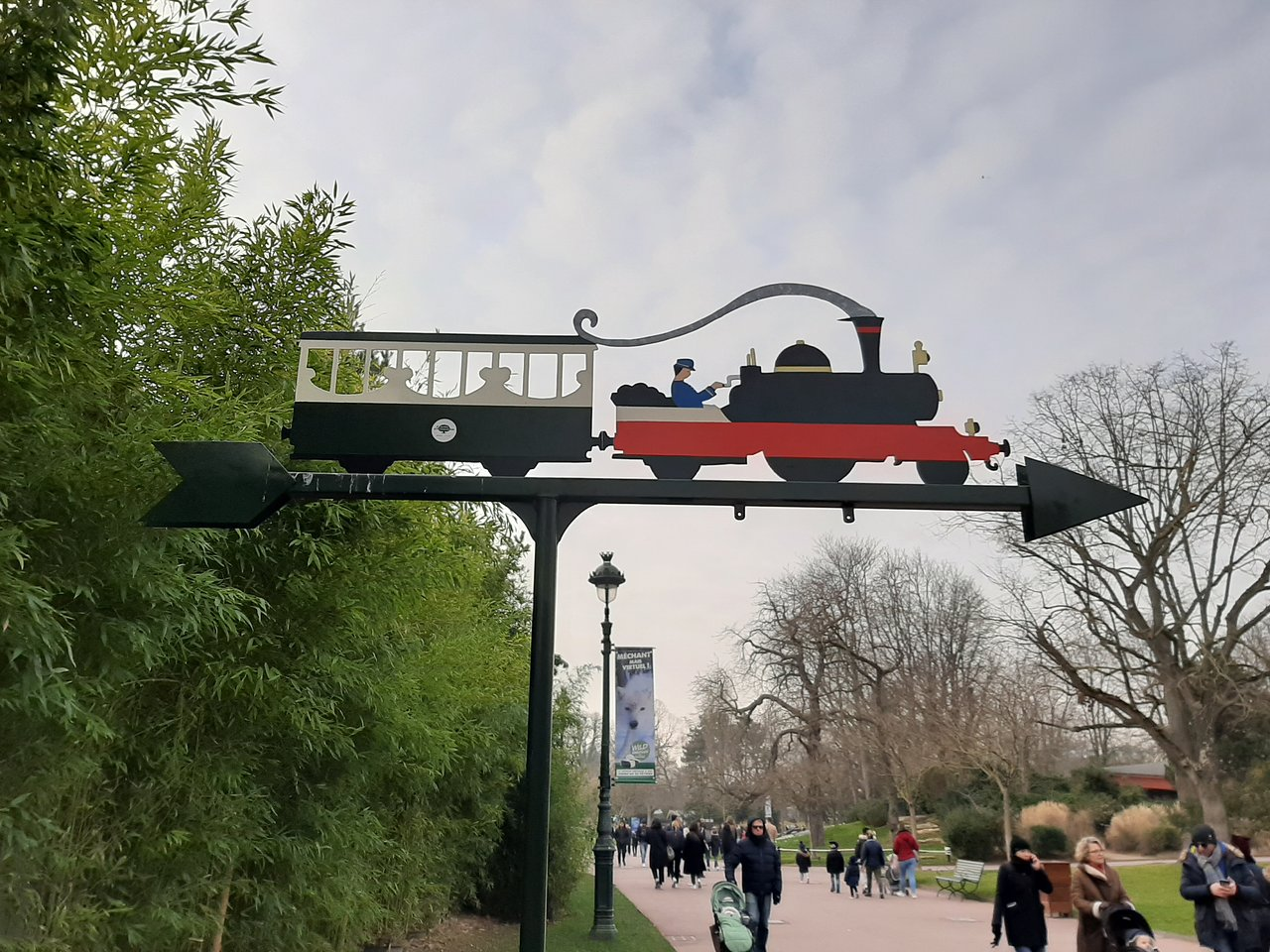 petit train wagons de