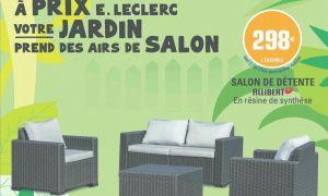 89 Charmant Salon De Jardin Leclerc 2020