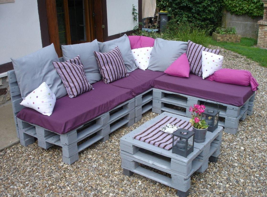 fauteuil en palette plan beau salon de terrasse palette de fauteuil en palette plan