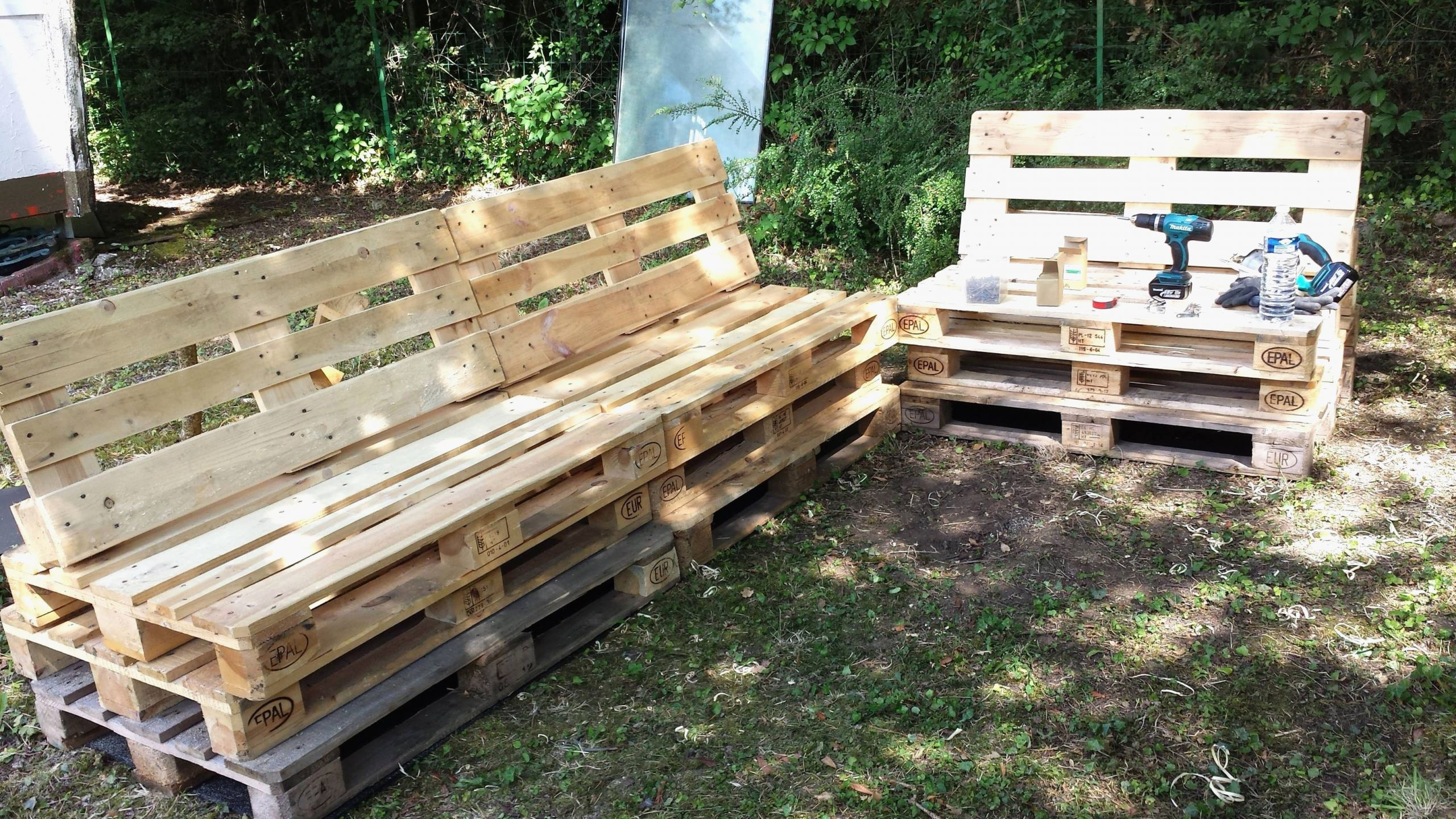 fauteuil en palette plan inspirant meuble jardin palette plan de fauteuil en palette plan scaled