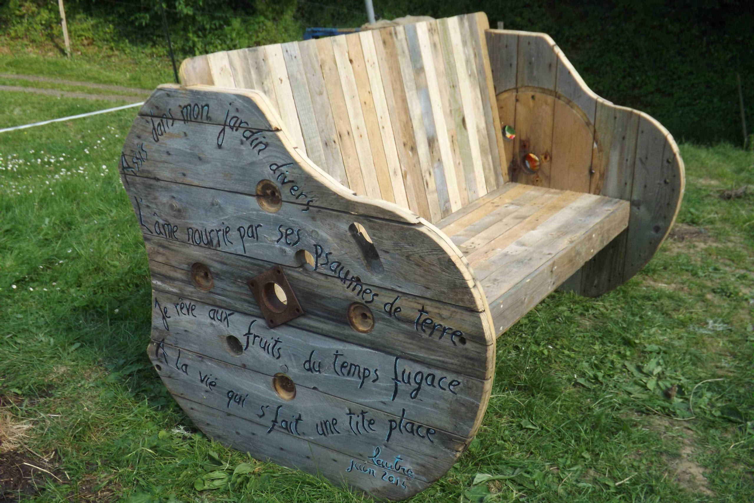 1001pallets fauteuil de jardin garden pallet sofa