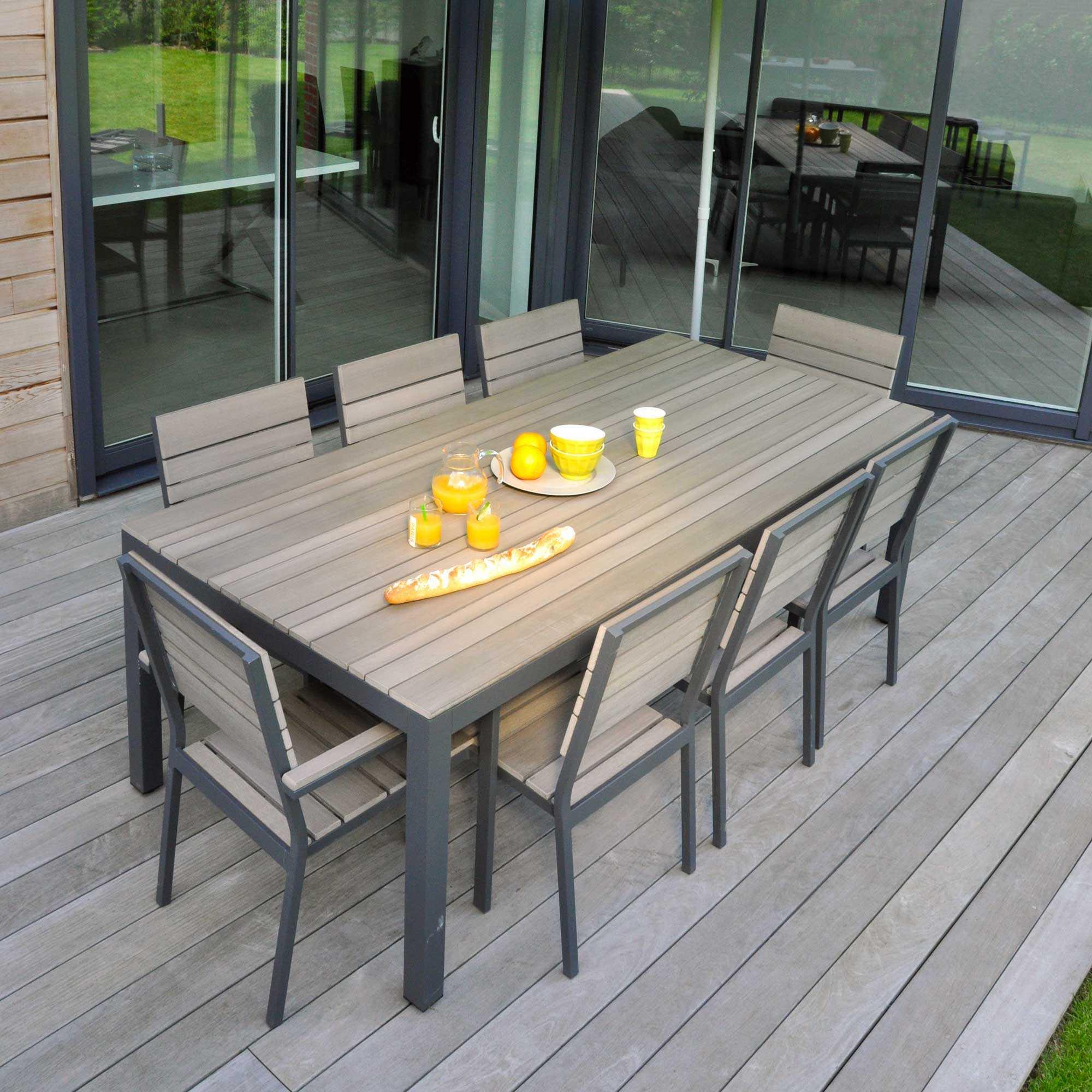 table de jardin moderne galerie avec table de jardin pas cher magasin sentrakor licieux mobilier de jardin super salon de jardin super des photos salon de jardin resine super
