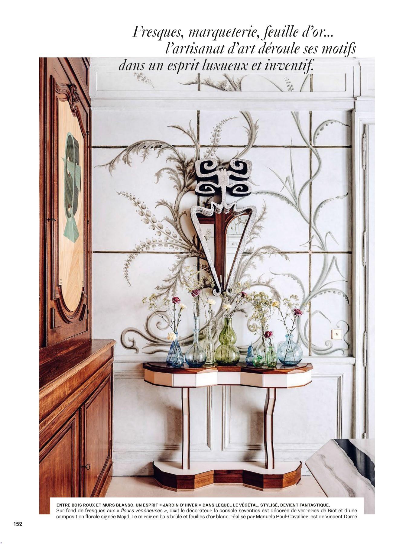 Salon De Jardin Truffaut Charmant Architectural Digest France Dec 2017 Pages 151 188 Text