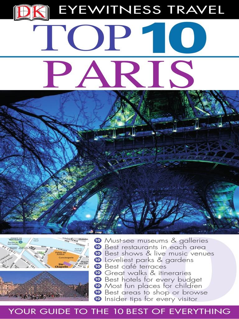 Salon De Jardin Truffaut Charmant Paris Dk Eyewitness top 10 Travel Guides Pdf · Versiunea 1
