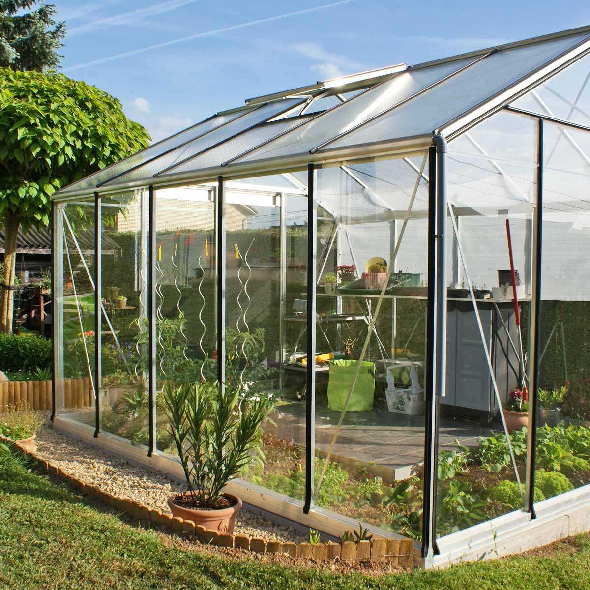 serre jardin prestige r305h