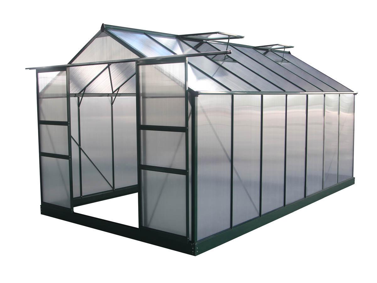 serre jardin polycarbonate b vue0