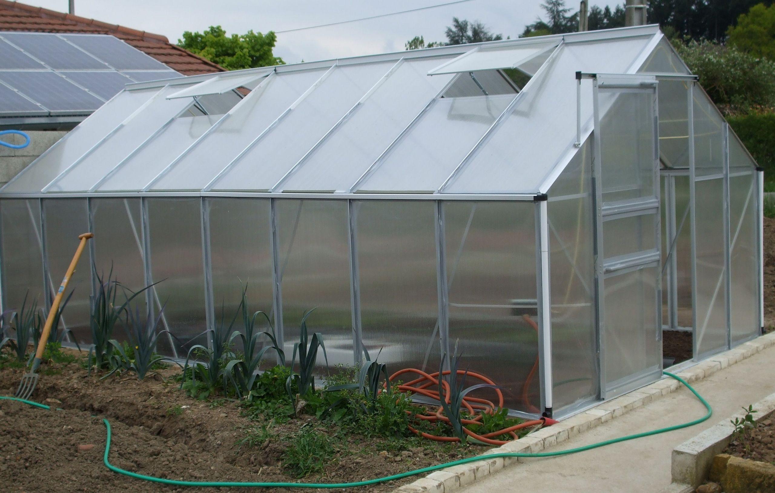 Serre De Jardin Polycarbonate Élégant Les 87 Meilleures Images De tout Pour Le Potager